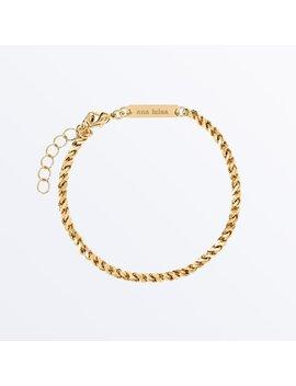Stacking Bracelet    Elina              Regular Price        €64 by Ana Luisa