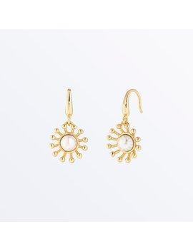 Pearl Drop Earrings    Sandro              Regular Price        €64 by Ana Luisa