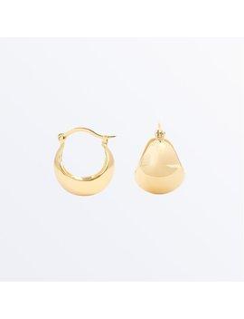 Hoop Earrings    Abby              Regular Price        €64 by Ana Luisa