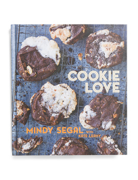 Cookie Love Cookbook by Tj Maxx