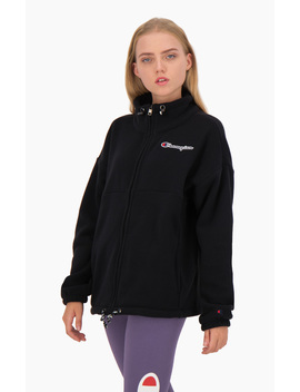 Polar Fleece Zip Up Jacket by Champion