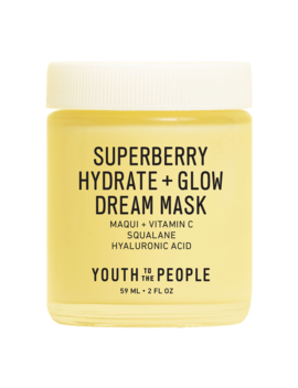 Superberry Hydrate + Glow Dream Mask by Youth To The People