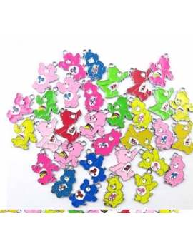 Character Care Bear Bulk Charms Pendants   Diy Charms For Bracelet, Charm For Earrings, Character Charms Jewelry   Care Diy Bears by Etsy