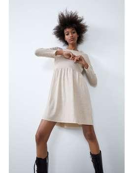 Soft Touch Dress by Zara