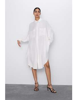 Loose Fitting Blouse by Zara