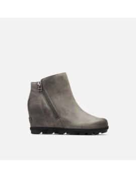 Joan Of Arctic™ Wedge Ii Zip Boot by Sorel