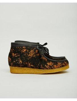 Clarks Wallabee Boot   Tortoiseshell by Garmentory
