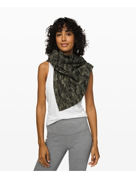 Vinyasa Scarf French Terry by Lululemon