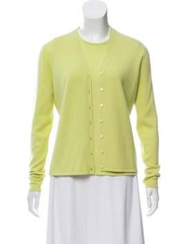 Cashmere Cardigan Set by Tse
