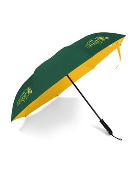 Ncaa North Dakota State Bison Wind Proof Umbrella by Better Brella