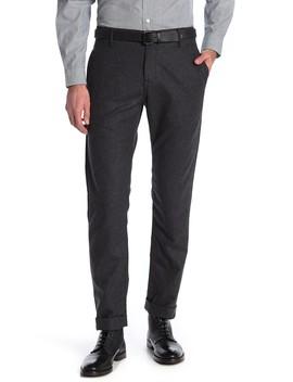Wool & Cashmere Blend Pants by Billy Reid