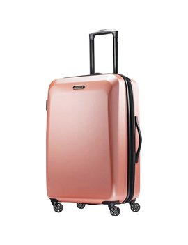 "Mooonlight 25"" Spinner   Rose Gold Solid by American Tourister"