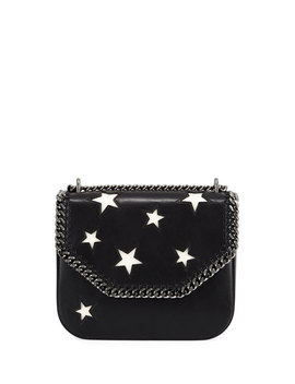 Stella Mc Cartney Falabella Stars Shoulder Bag by Stella Mc Cartney