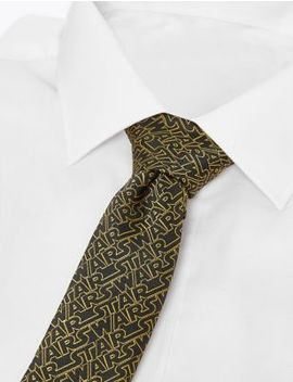 Slim Star Wars™ Logo Tie by Marks & Spencer