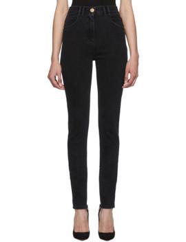 Black Skinny Jeans by Balmain
