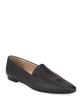 Minimal Loafers   Leather by The Row