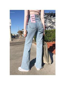 Chuu   Loose Fit  5kg Jeans Vol.115 by Chuu