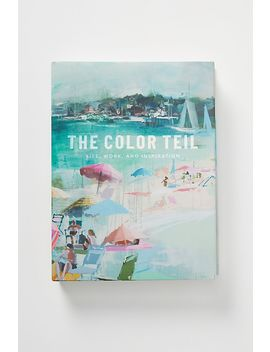 The Color Teil by Anthropologie