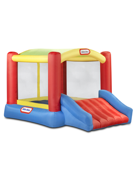Little Tikes Shady Jump 'n Slide Inflatable Bounce Room by Little Tikes