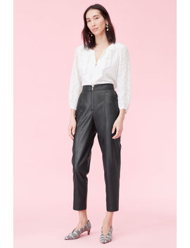 Vegan Leather Pant by Orchard Mile