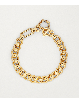 Necklace In Gold Plated Silver by Orchard Mile