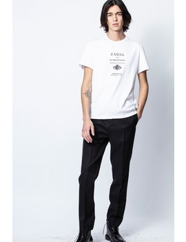 Tommy T Shirt by Zadig & Voltaire