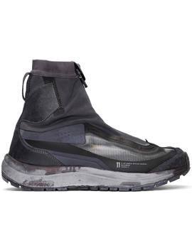 Salomon Bamba 2 11 By Boris Bidjan Saberi Grey by Stock X