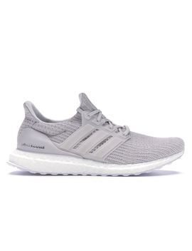Adidas Ultra Boost 4.0 Chalk Grey by Stock X