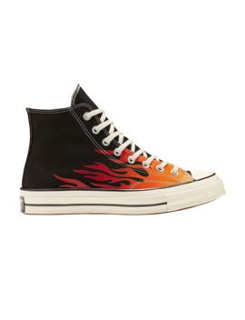 Chuck 70 Hi 'flames' by Brand Converse