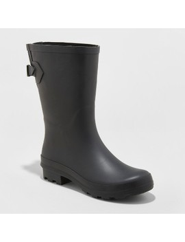 Women's Vicki Mid Calf Rain Boots   A New Day™ by Shop This Collection
