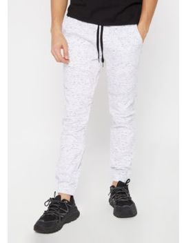 White Space Dye Twill Joggers by Rue21