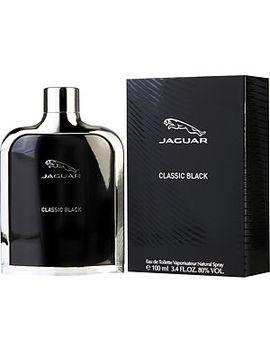 Jaguar Classic Black   Eau De Toilette Spray 3.4 Oz by Jaguar