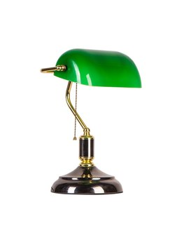 Traditional Vintage Office Desk Lamp Switch Bedroom Republic Of China Archaize Toolery Green Lampshade White Art Decoration by Ali Express.Com
