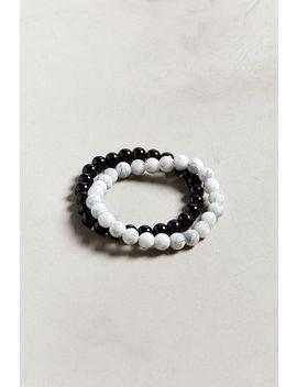 Vallour Bead Bracelet 2 Pack by Vallour