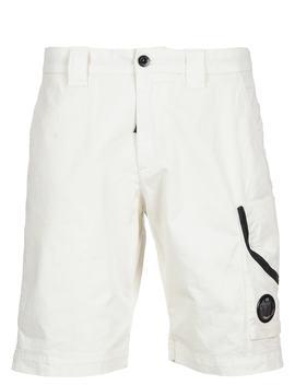Cp Company Cotton Bermuda Shorts by C.P. Company