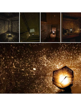 Celestial Star Astro Sky Projection Cosmos Night Lights Projector Night Lamp Starry Romantic Bedroom Decoration Lighting Gadget by Ali Express.Com