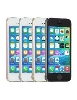 Apple I Phone Se Smartphone 16 Gb 32 Gb 64 Gb 128 Gb Factory Unlocked 4 G Lte Wi Fi I Os by Apple