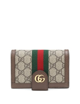 Ophidia Gg Passport Holder by Gucci