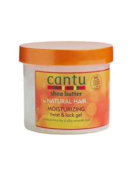 Cantu For Natural Hair Twist & Lock Gel 370g by Superdrug