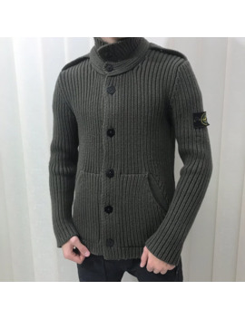 Vintage Knit Sweater by Stone Island  ×  Vintage  ×