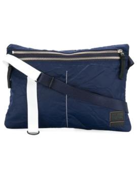 Double Zip Shoulder Bag by Porter