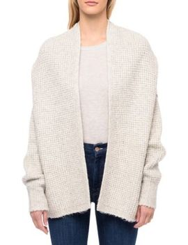 Betty Textured Cardigan by Line