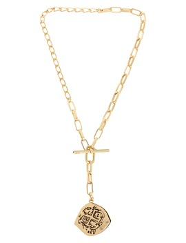 Coin Y Necklace by Allsaints