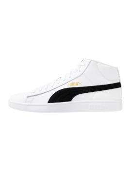 Smash Mid   Sneakers Hoog by Puma