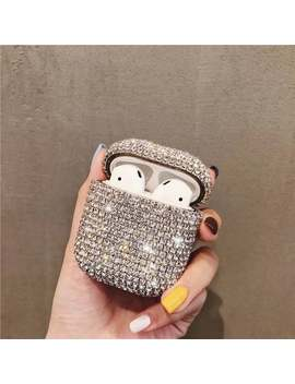 Luxury Sparkles Rhinestone Airpods Case by Etsy