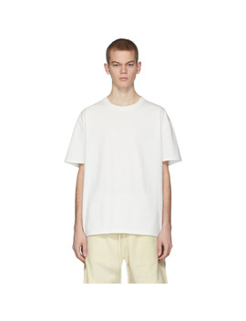 Off White Core T Shirt by Essentials