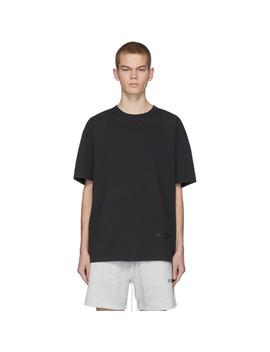 Black Core T Shirt by Essentials