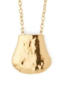Hammered Pendant Necklace by Marni