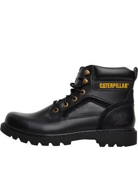 Caterpillar Mens Stickshift Work Boots Black by Caterpillar