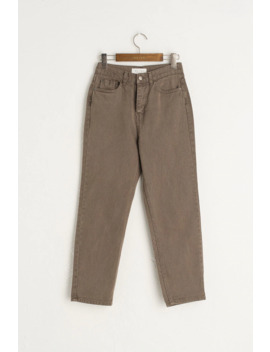 Bona Colour Jean, Brown by Olive
